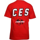Ces Cru - Red The Cru Is T-Shirt