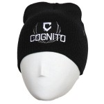 Cognito - Black C Logo Embroidered Skull Cap
