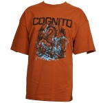 Cognito - Orange Phoenix T-Shirt