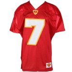 Kutt Calhoun - Red Ltd Edition Football Jersey