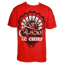 Kutt Calhoun - Red KC Chief T-Shirt