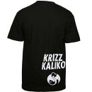Krizz Kaliko - Black Unstable T-Shirt