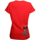 Krizz Kaliko - Ladies Red I Heart Kali T-Shirt