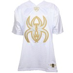 Krizz Kaliko - White Spider K Football Jersey