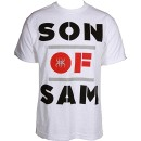 Krizz Kaliko - White Son of Sam T-Shirt - Large