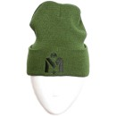 ¡MAYDAY! - Olive Embroidered Skull Cap