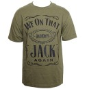 ¡MAYDAY! - Olive We On That Jack T-Shirt - 3-XL