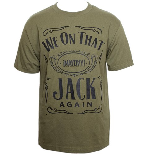 ¡MAYDAY! - Olive We On That Jack T-Shirt