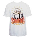 ¡MAYDAY! - White Last One Standing T-Shirt - Large