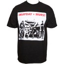 ¡MURSDAY! - Black Delorean T-Shirt
