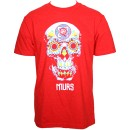 Murs - Red Skull T-Shirt - Extra Large