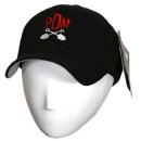 Project Deadman - Black Shovels Hat Flex-Fit - Large