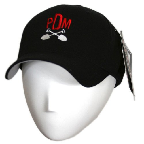 Project Deadman - Black Shovels Hat Flex-Fit