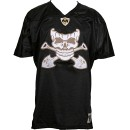 Prozak - Black Football Jersey