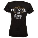 Prozak - Black Music T-Shirt