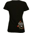 Prozak - Black Peace Ladies T-Shirt