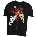 Prozak - Black Sawz T-Shirt - Medium
