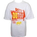 Rittz - White OD Tour 2014 VIP T-Shirt