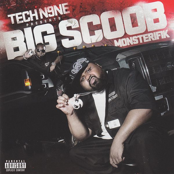Big Scoob - Monsterifik CD