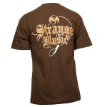 Big Scoob - Coffee Metalic T-Shirt