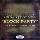 Skatterman & Snug Brim - Block Party CD Single