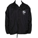 Strange Music - Black Jacket - Extra Large