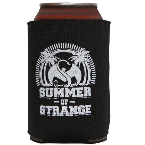 Strange Music - Summer of Strange Can Coozie