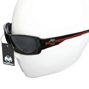 Strange Music - Black w/Case Sunglasses