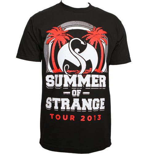 Strange Music - Black 2013 SOS Tour T-Shirt