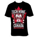 Strange Music - Black Canadian Tour T-Shirt