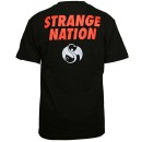 Strange Music - Black Strange Nation T-Shirt