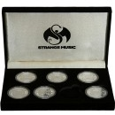Strange Music - Collectors Coin Box - coins not included
