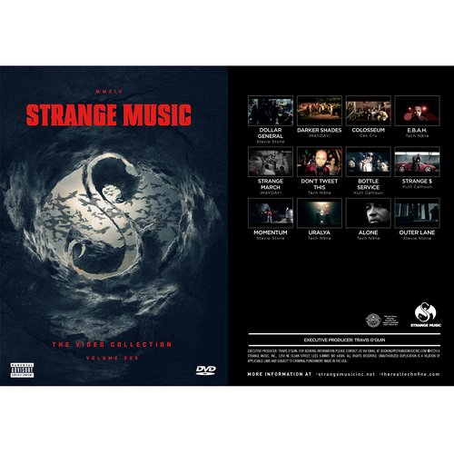 Strange Music - Video Collection Volume 6 DVD