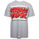 Strange Music - Gray Bullshit T-Shirt - Large