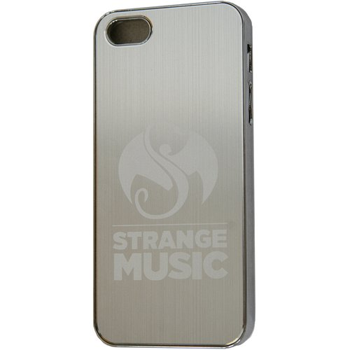 Strange Music - Etched Aluminum iPhone 4/4s Case