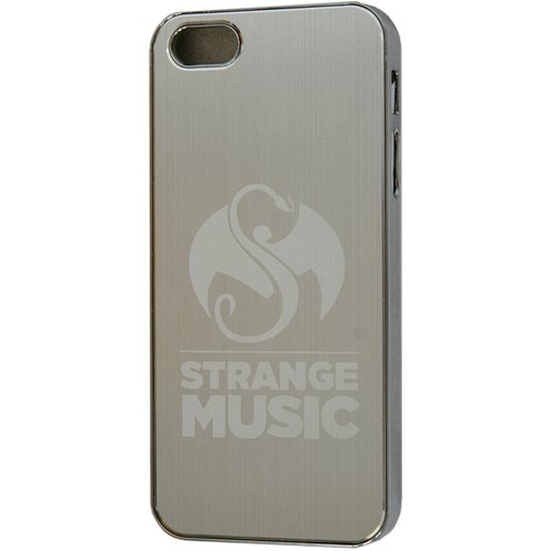 Strange Music - Etched Aluminum iPhone 5/5s Case