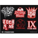Strange Music - Magnet Sheet