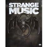 Strange Music - Snake and Bat Poster