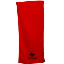 Strange Music - Red Embroidered Towel