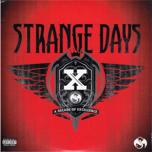 Strange Music - Strange Days Tour CD