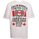 Strange Music - White Canadian Something Else VIP T-Shirt