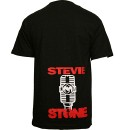 Stevie Stone - Black Grave Digger T-Shirt