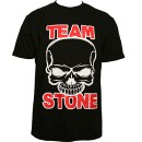 Stevie Stone - Black Team Stone 2 T-Shirt - Medium