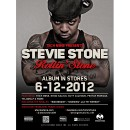 "Stevie Stone - Rollin' Stone Poster 18"" x 24"""