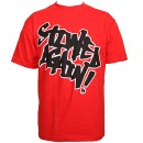 Stevie Stone - Red Stoned Again T-Shirt - Medium