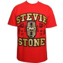 Stevie Stone - Red Woofer T-Shirt - Medium