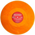 Skatterman and Snug Brim - Block Party / Clear Orange 12 Inch Vinyl Single