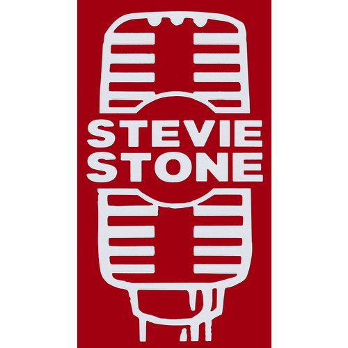 Stevie Stone - White Decal