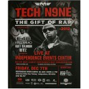 "Tech N9ne - Gift of Rap Poster 18"" x 24"""