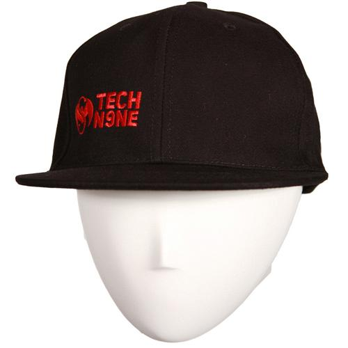 Tech N9ne - Black Hat Snapback